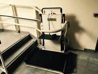 Platform Wheelchair Stair Lift 150KG