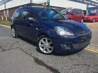 "FORD FIESTA 1.4 """" 57/08 PLATE """" ALLOYS BRAND NEW CLUTCH !!!"