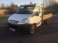 IVECO TIPPER 2007 35c12 12 months mot full service history