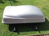 Genuine Honda Roof Box complete with Thule Roof Bars