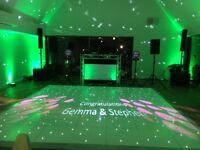 LED Dance Floor Hire Liverpool, Sparkle Dance Floor Hire, Weddings, Events, Corporate