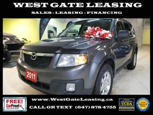 2011 Mazda Tribute 4WD | AUTOMATIC | CERTIFIED |