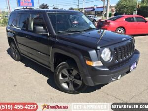 2015 Jeep Patriot Sport | LEATHER | ROOF | AWD