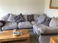 Harvey's L Shape Sofa