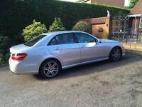 Mercedes Benz E250 2.1 CDI B/E Sport Manual