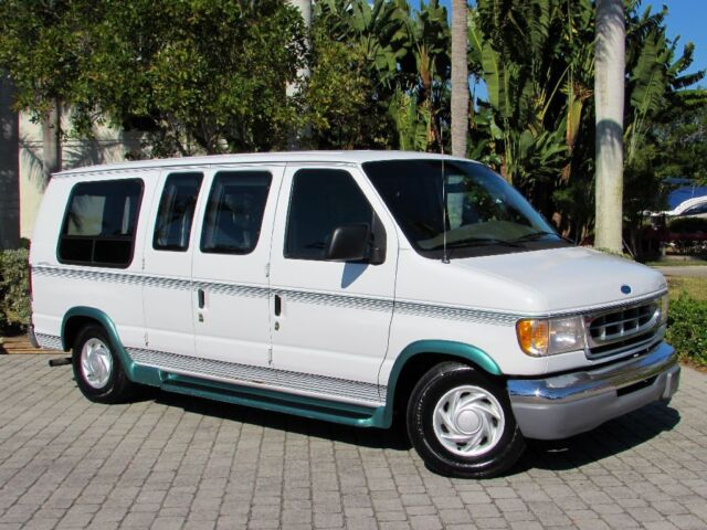 1997 ford econoline conversion van 4 2 l v6 automatic. Black Bedroom Furniture Sets. Home Design Ideas