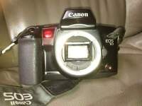 Collectors item. Canon EOS 10 35mm SLR Camera Body Only