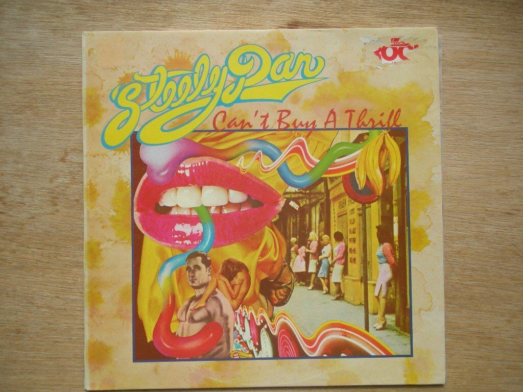 Steely Dan Can't Buy a Thrill MCA 062-03881
