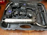 18v Cordless power greaser