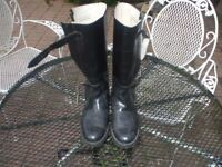 motor cycle boots