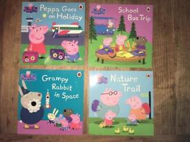 PEPPA PIG CHILDREN'S BOOKS