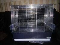 Bird cage suitable for budgies/canaries/finches