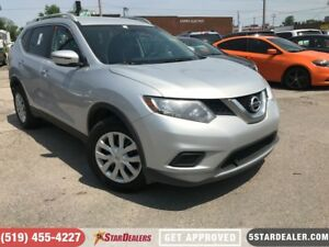 2016 Nissan Rogue S | AWD | CAM