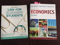 Business and Law books
