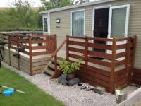 Willerby Granada XL Static Caravan 2010 2 Bedroom, Wild Rose Park Appelby near the Lakes & Dales