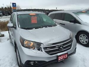 2013 Honda CR-V EX AWD/RUNNING BOARDS / PRICED TO SELL!! Kawartha Lakes Peterborough Area image 1