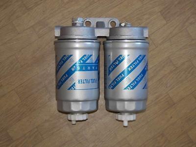 Filter Dieselfilter Kraftstofffilter Filterkopf Traktor Radlader Schlepper Fiat