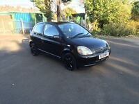 Toyota Yaris 1.3 automatic 1 owner low mileage