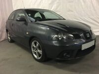2006 Seat Ibiza 1.4 16v DAB Special Edition Hatchback 3dr *** Long MOT ***