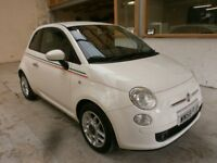 FIAT 500 1.4 SPORT 3DOOR HATCHBACK, SERVICE HISTORY, CLEAN CAR, DRIVES VERY NICE, HPI CLEAR