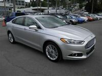 2014 Ford Fusion SE AWD Nav Backup Cam Leather Roof Luxury Pkg 1 Vancouver Greater Vancouver Area Preview
