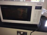 New Panasonic Combi Microwave- Model NN-CT555W