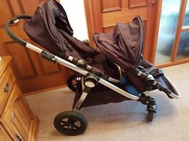 City Select Double Buggy