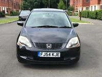 HONDA CIVIC 5 DOOR HATCHBACK 1.6 PETROL MANUAL