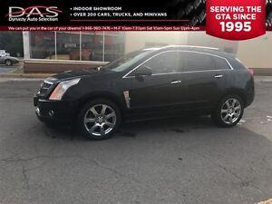2010 Cadillac SRX PREMIUM NAVIGATION/TV-DVD/PANORAMIC ROOF