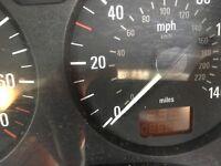 Vauxhall Astra auto (mot failure) repairable