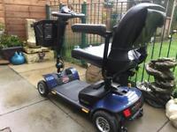 Mobility Scooter Go Go Rlite Traveler Xl