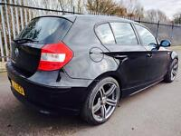 BMW 1 Series 118i SPORT AUTO* M SPORT SPECS*VERY LOW MILEAGE* FULL DEALER HISTORY (SWAP P.X WELCOME)
