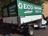 RUBBISH CLEARANCE COLLECTION REMOVAL WASTE DISPOSAL
