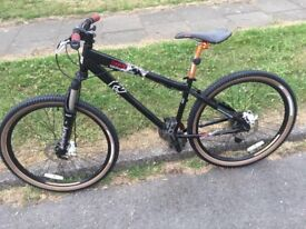 Mongoose dirt jump bike