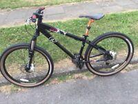 Mongoose dirt jump bike