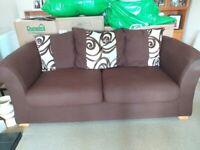 A Pair of Matching Sofas