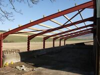 Structural & architectural steel fabrication and steel supplies - Cutting, Fabrication, paint/galv