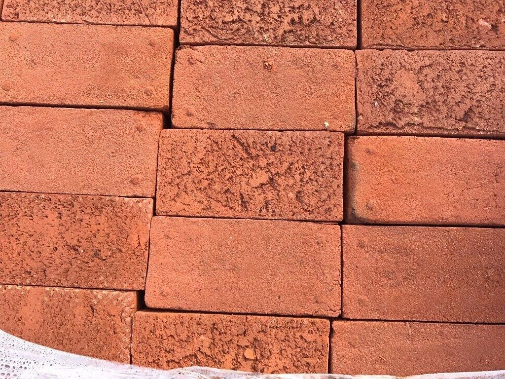 Shire Red Stock Bricks