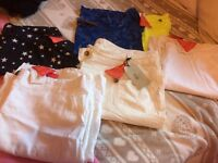 Bundle of ladies summer clothing new with tags size 20