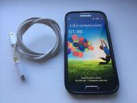 Samsung galaxy s4- unlocked