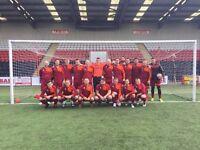 Amateur Football Team looking for a striker - West Hamilton Afc