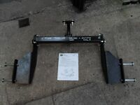 Refurbished Witter Flange Ball Jaguar X-Type Saloon And Estate Towbar For Sale