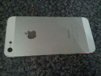 White iPhone 5 EE 16gb
