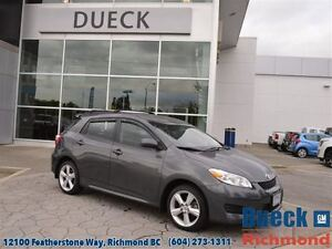 2010 Toyota Matrix Base  Accident Free - Local