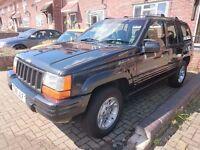 99 Jeep Grand Cherokee 4.0 Auto