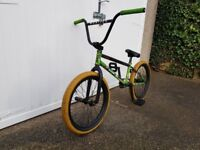 Custom Chromoly BMX, Salt, Cult, ODI