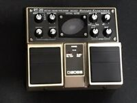 Boss RT-20 Rotary Ensemble Twin Effects Pedal