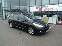 2009 09 PEUGEOT 207 1.4 SW S 5d 95 BHP **** GUARANTEED FINANCE ****