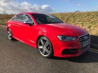 Audi S3 2.0 TFSI S Tronic Quattro 4dr - HIGH SPEC S3 + REVERSING CAMERA