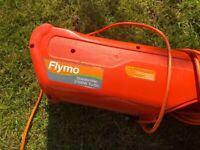 Flymo GardenVac 2700W Turbo Leaf Blower / Vacuum